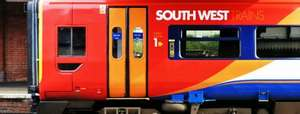 South West Trains £15 deal - visit London £15 return