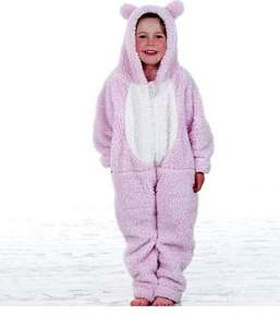 Cuteness alert!!. Kids teddy bear Onesie. £6.99 4 colours & 3 Sizes @Dunelm Free C&C