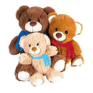 Jacks Build Your Own Bear Family Crafts Set was £25 now £10 Free C+C @ The Toy Shop (Entertainer)