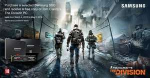 """Samsung EVO 850 2.5"""" 500GB SATA III SSD Get Tom Clancy's The Division FREE with this Samsung SSD! £129.98 @ CCL"""