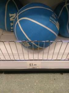 basketball only £1.99 @ Home Bargains