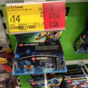Lego Dimensions 3 for £28 @ Asda - Grantham