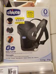 Chicco go baby carrier £5.25 @ Tesco Glasgow Silverburn - in store