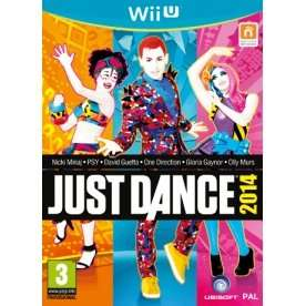 Just Dance 2014 Wii U Game £9.99 @ 365games
