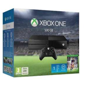 xbox one console with FIFA 16 and 1 month EA Access £229.99 (£218.49 NUS) delivered @ amazon