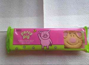 Percy pig biscuits x 9 £1.50 Marks & Spencer