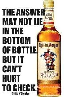 Captain Morgan 1Ltr Asda