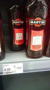 Martini Rosato £4.50 instead of £7 @ Asda