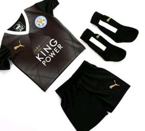 Leicester City Junior Away Kit £16.50 + £6 del ( or free collection Leicester City Fan Store)