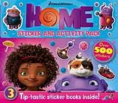 igloo-books and dreamwork activity/sticker packs £3 - Asda