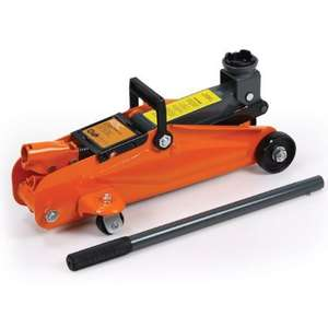 RAC 2t Trolly Jack for £24.95 in lightning deal Amazon only 2 hours left