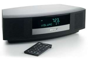 Bose Wave DAB III Touch in SIlver £219.95  @  BOSE OUTLET ANTRIM