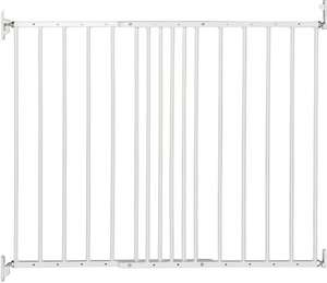 BabyDan Multidan Extending Metal Safety Gate (White) £12.99 del Prime / £17.64 Non Prime