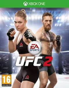 UFC 2 XBOX ONE/PS4 £39.59 WITH CODE FROM GAME ONLINE