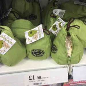 Pairs in Pears game £1.99 @ Home bargains (Redcar)