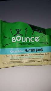 Bounce Protein Bomb Cacao Mint £1 @ WH Smith Glasgow