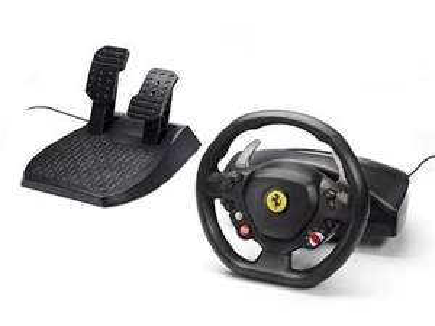 Thrustmaster Ferrari 458 Italia Racing Wheel & Pedals PC/360 - £47.19 @ BT Shop