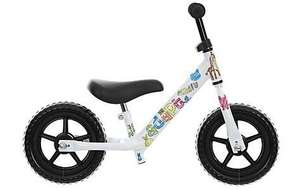 Indi Adapt Balance Bike with Stickers Now £20.00 @ Halfords
