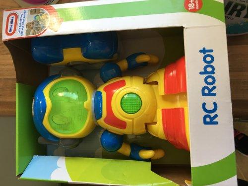 Little tikes robot £5 asda Instore (Hamilton)
