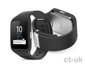 Sony SWR50 Smart Watch 3 - Ebay - Refurbished - Grade A £59.99 delivered @ Ebay / cititech-uk