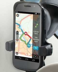 Free upgrade to Tomtom go for iOS users