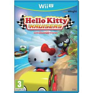 Hello Kitty Kruisers (Nintendo Wii U) £9.99 @ Smyths instore (click & collect)