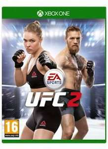 UFC 2 PREORDER £39.85 DELIVERED PS4 & XBOX ONE @ SIMPLY GAMES