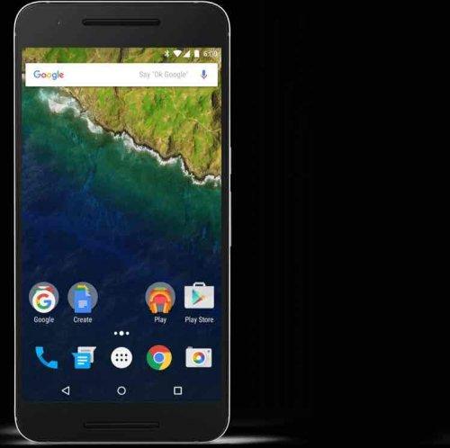 Nexus 6P 32GB black EE @ Directmobiles
