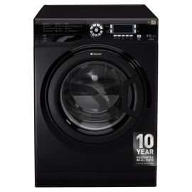 Hotpoint 9 KG Washer Dryer (10 yr parts guarantee) with free recycling, free delivery & 3444 Clubcard Points (or more) £444