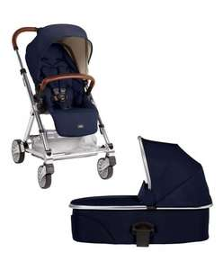 Usually £668 - Mamas and Papas Urbo2 Navy - pushchair and carrycot £334