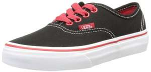Vans Unisex Kids' Low-Top Sneakers - From £9 @ Amazon