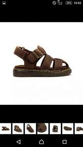 Dr Martens Infant Sandals // Cloggs eBay // £23.99 Delivered!