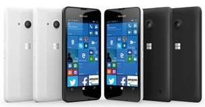 Microsoft Lumia 550 now £19.99 on Virgin Mobile Pay as you go upgrade @ Carphone Warehouse