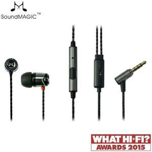 SoundMAGIC E10S In-Ear Headphones with Hands-Freeat £29.99 plus £1.99 P&P (£31.98) @ Mobile Fun