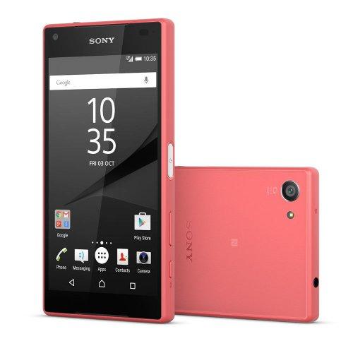 Sim Free - Sony Xperia Z5 Compact 32GB Coral £269.99 @ Foniacs_UK / Ebay