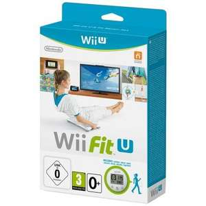 [Wii U] Nintendo Wii Fit U With Fit Meter (Green) - £9.85 - TheGameCollection