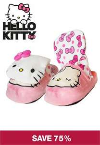 Hello Kitty Stompeez £2.24 Delivered (USING CODE CART10) Peppa Pig Stompeez £2.24 Delivered @ High Street TV