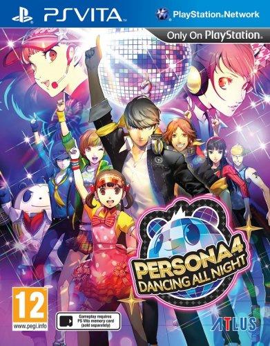 Persona 4: Dancing All Night (PS Vita) - £19.99 @ Grainger Games