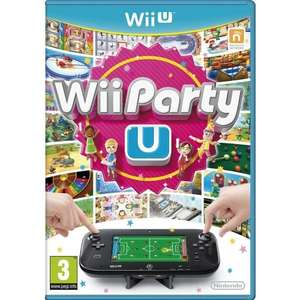 Wii Party U £9.99 @ Toys R Us - free c&c