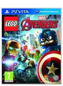 Lego Marvel Avengers (PS Vita) £17.85 Delivered @ Simply Games