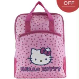 Hello Kitty rucksack only £2 from Clothing @ Tesco