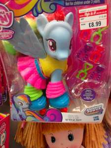 Reduced My Little Pony Rainbow Rocks Toys £6.99 @ This Is It store