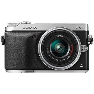 Panasonic DMC-GX7 Compact System Camera £349 John Lewis