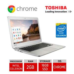 Toshiba Chromebook 2 Refurb £129.99 @ ebay /  laptopoutletdirect