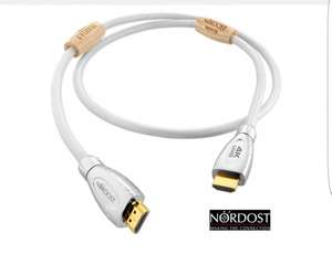 Nordost Valhalla 2 4K UHD HDMI Cable 2m  only £2999.99 @ Future shop