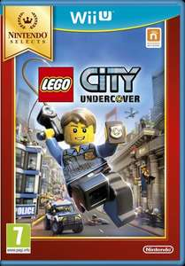 [Selects Range] Lego City: Undercover, New Super Mario Bros. U + New Super Luigi U, Wii Party U £15.99 each Delivered @ Base