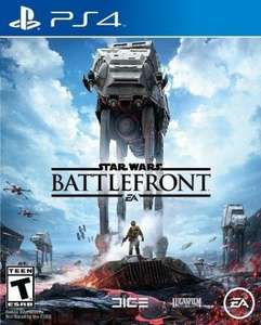 Star Wars: Battlefront PS4 - Digital Code (US only) - £19.99 - CDKeys