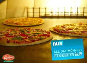 Student discount now at taybarns £4.49 all day mon-fri
