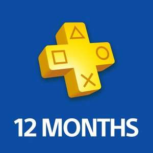 PS+ One Year at PS Store £29.99 [New Customer deal]