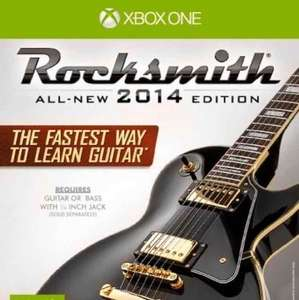 Rocksmith 2014 XBOX ONE £8.05 in the Argentinean Store